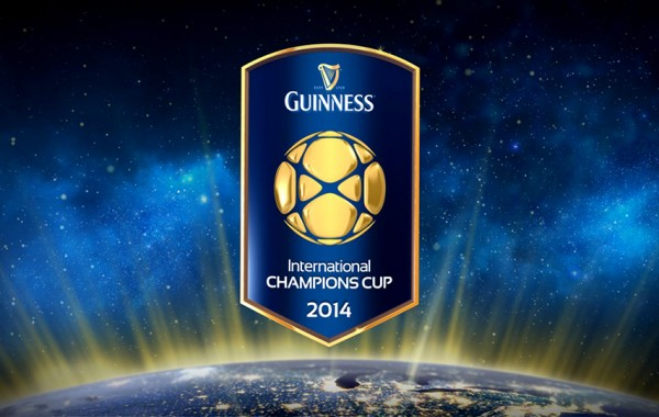 International Champions Cup 2014